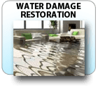 Water damage restoration and cleanup